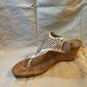 White Mountain Shoes - White Mountain Wedge